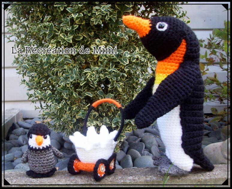 papa-et-bebe-pingouins